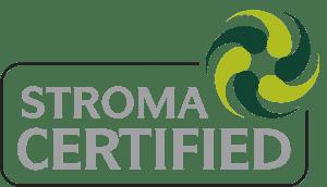 STROMA Certified logo